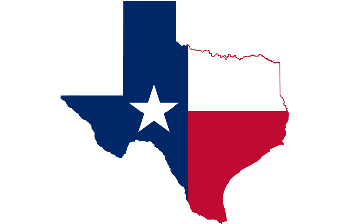 symbol of Texas, USA