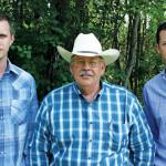 Phil, Tony and David Saretsky.