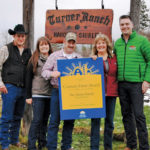 Turner Ranch of Pritchard, B.C. was officially named a Century Farm in December.