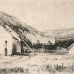 Fort St. John, a century-and-a-half old trading post.