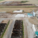The Livestock and Forage Centre of Excellence includes a 1,500-head feedlot, a forage-cow calf facility, a livestock research unit, two cow herds, and 27 quarters of land.