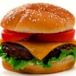 Recent data shows that more Canadians are ordering burgers when they eat out.