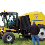Balers evolving to make silage and run non-stop