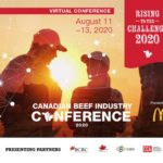 Canadian Beef Industry Conference goes online