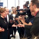 File photo of Agriculture Minister Marie-Claude Bibeau speaking to media in Winnipeg in March 2019. (Dave Bedard photo)