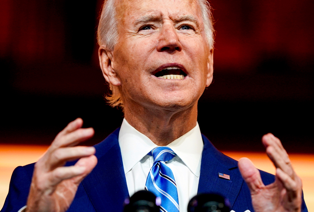It's unlikely that President Joe Biden will push trade as hard as former President Donald Trump.