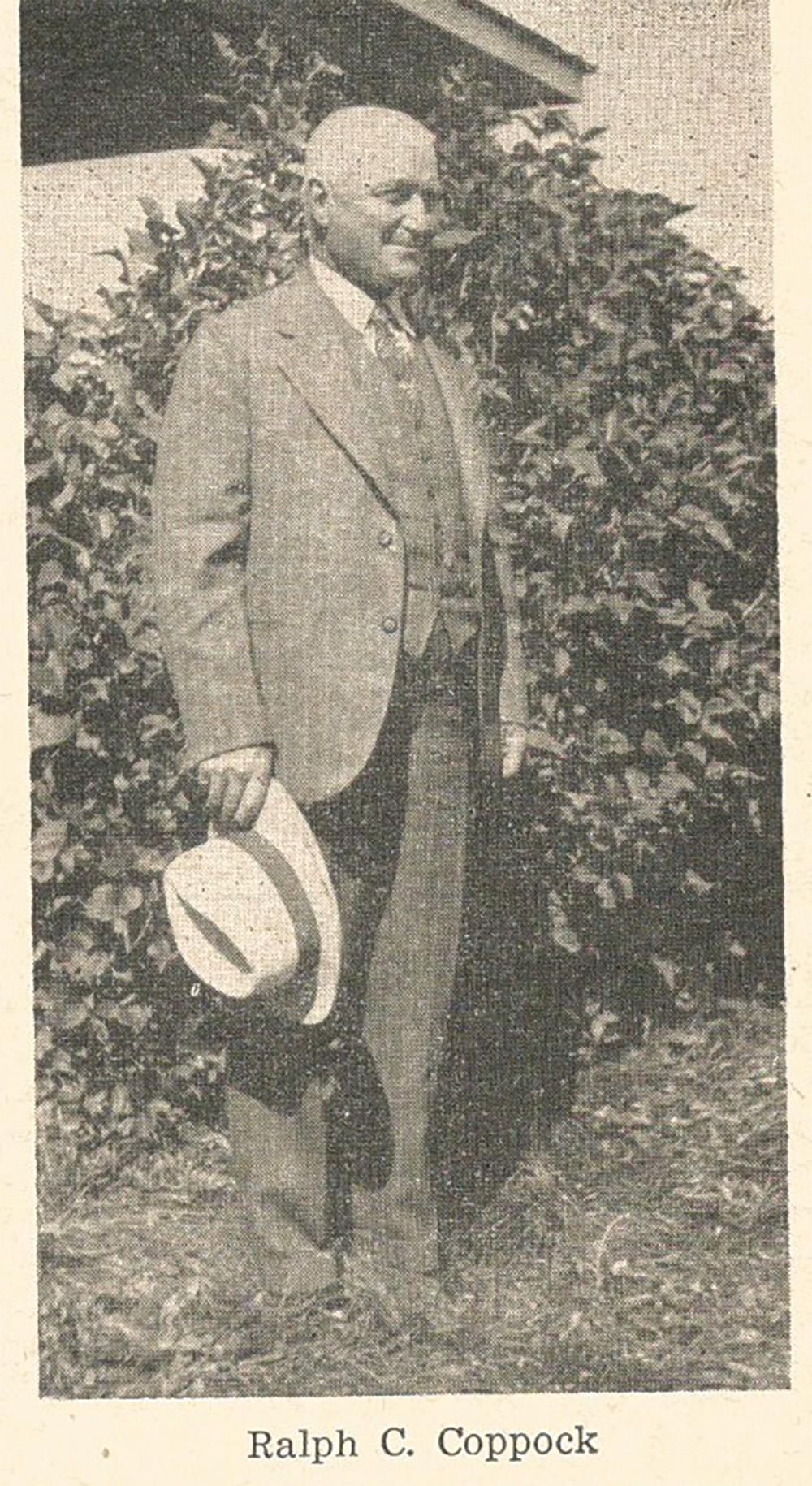 Ralph C. Coppock.