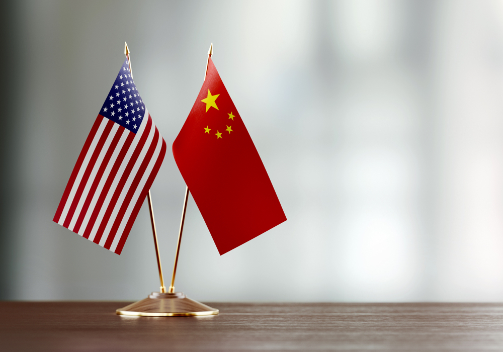 U.S. President Biden made earlier comments indicating he'd be tough on China, but those actions have yet to materialize.